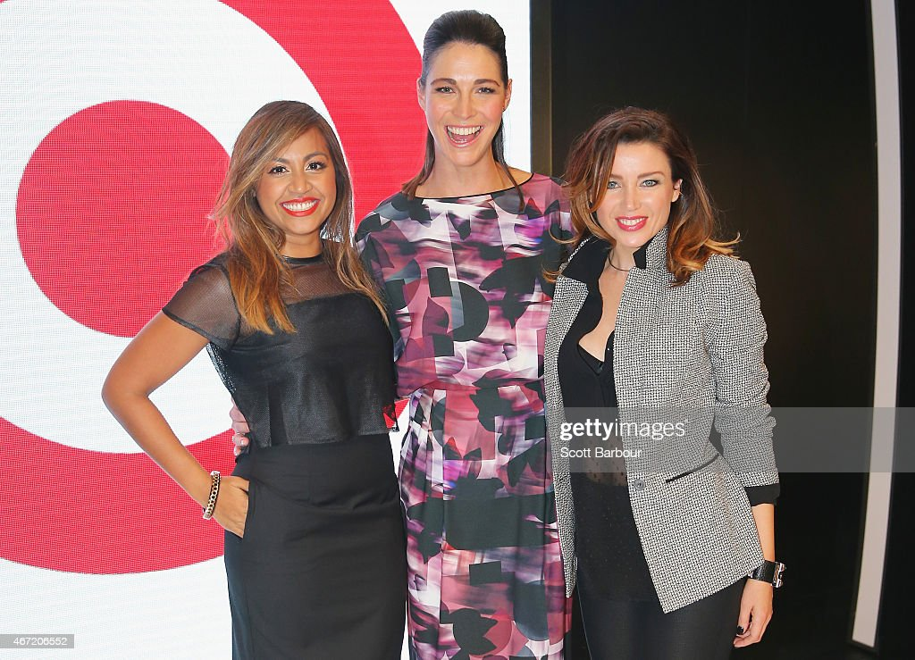 Target Runway - 2015 Melbourne Fashion Festival : News Photo