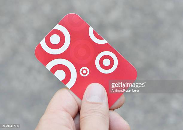 target gift card - gift card stock photos and pictures