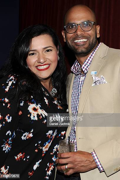 Target Group Manager of Brand Marketing Multicultural and Corporate Social Responsibility Nydia Sahagun and Tylenol Sr Marketing Director Manoj...