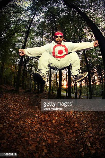 target man - scott macbride stock pictures, royalty-free photos & images