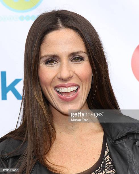 Target Mommy Ambassador Soleil Moon Frye arrives at the Lucky Magazine and Target celebrate the launch of 'Lucky Kids' magazine held at Siren Studios...