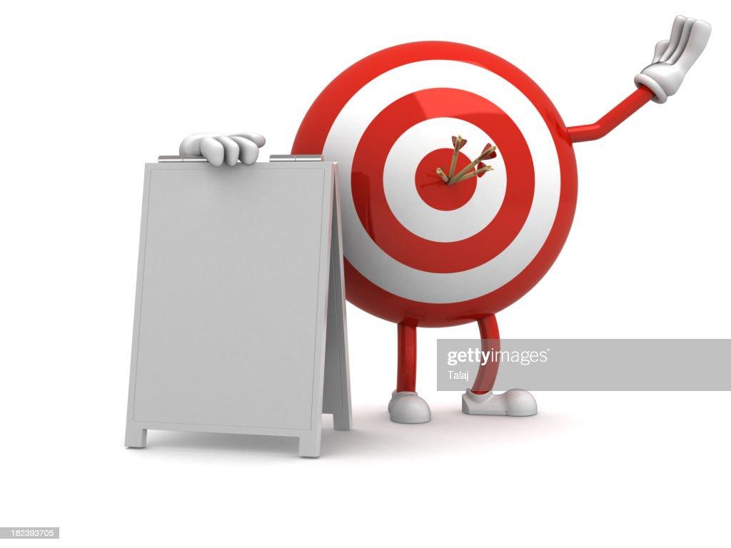 Target : Stock Photo