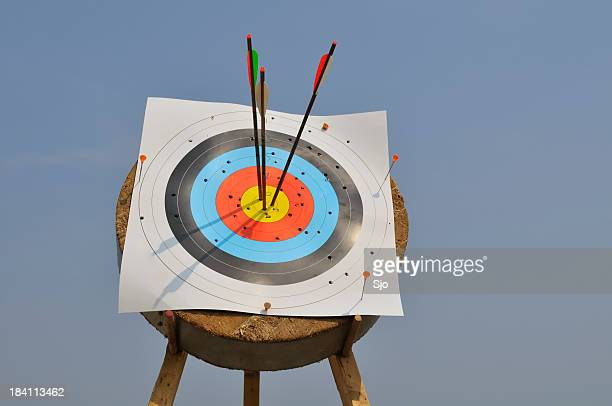 target - sports target stock photos and pictures