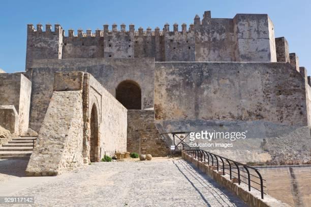 Tarifa Cadiz Province Spain Castle of Guzman El Bueno