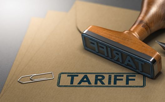Tariff, Taxes on Imported Goods 1001502582