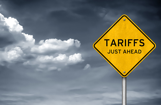 Tariffs - just ahead 926907538