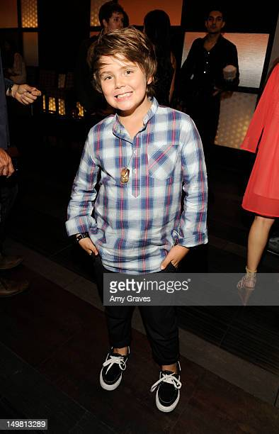 Tarik Ellinger attends the Surprise Party for Caitlin Beadles and the Launch of Caitlin's Foundation Caitlin's Vine of Bravery at Rubix Hollywood on...