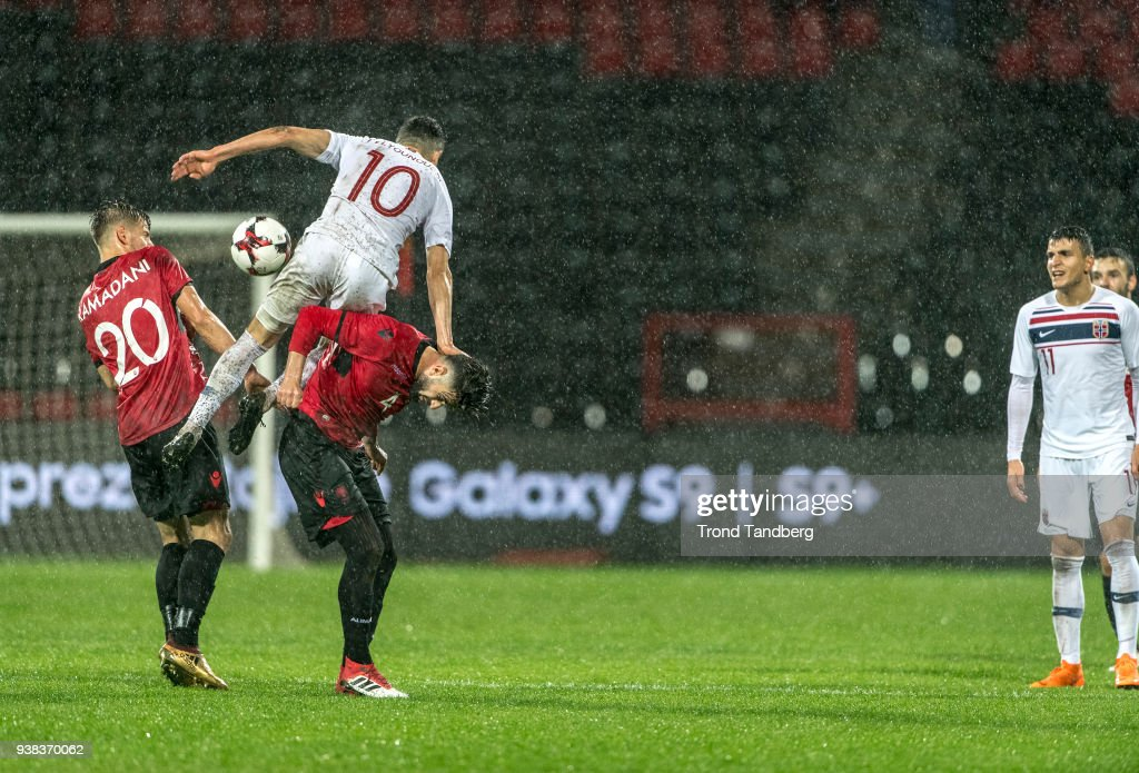 Tarik Elyounoussi, Mohamed Amine Elyounoussi Of Norway