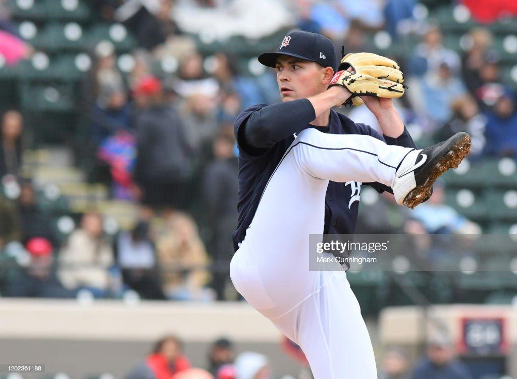 Southeastern v Detroit Tigers : News Photo