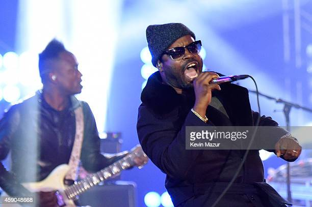 Tariq 'Black Thought' Trotter performs onstage at the Sixth Annual Nickelodeon HALO Awards in New York City The hourlong concert special will...