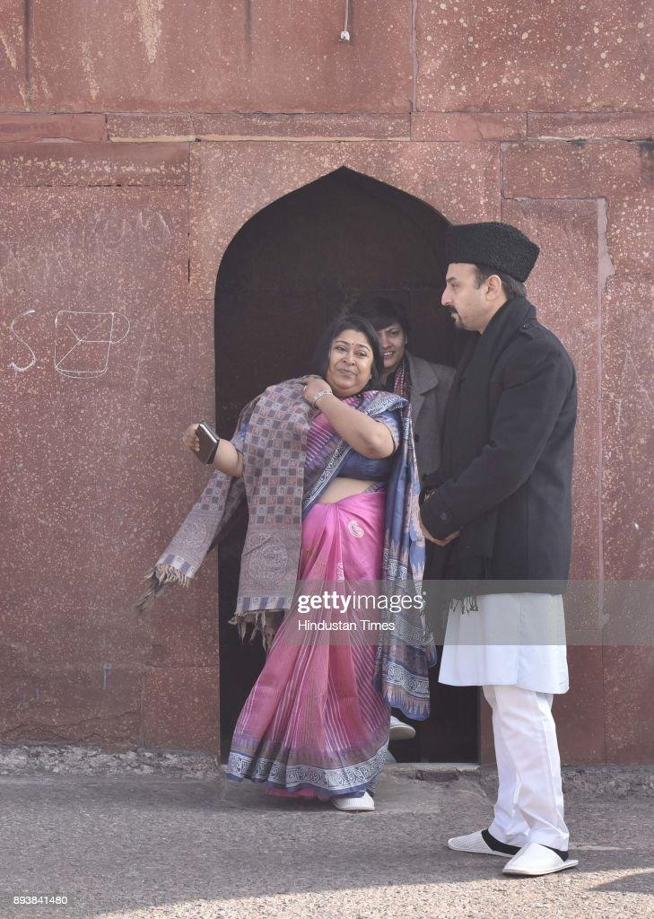 Cracks Found In Jama Masjid Dome, Shahi Imam Seeks Prime Minister Narendra Modi Help For Urgent Repair