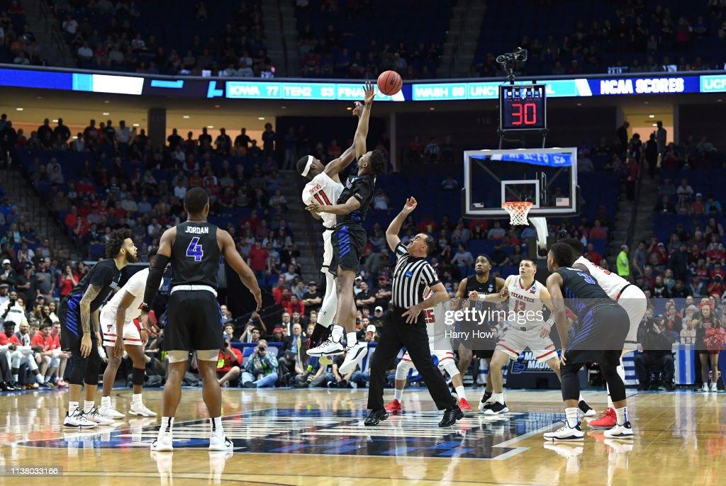 OK: NCAA Basketball Tournament - Second Round - Tulsa