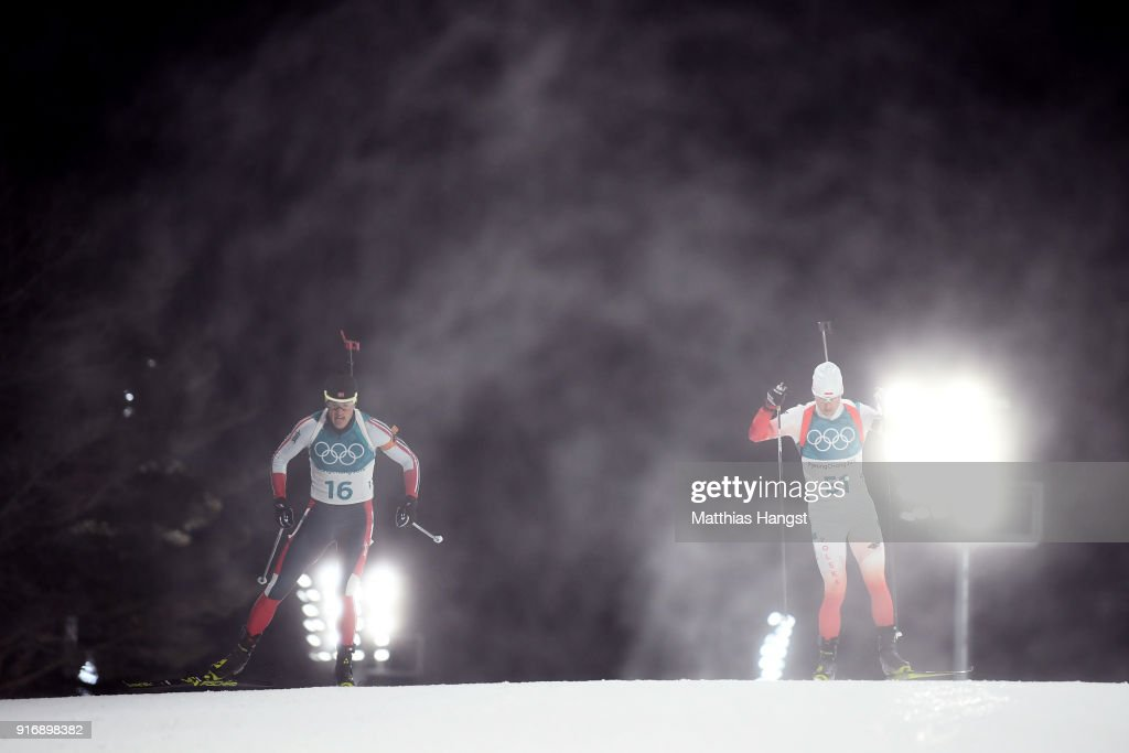KOR: Winter Olympics - Best of Day 2