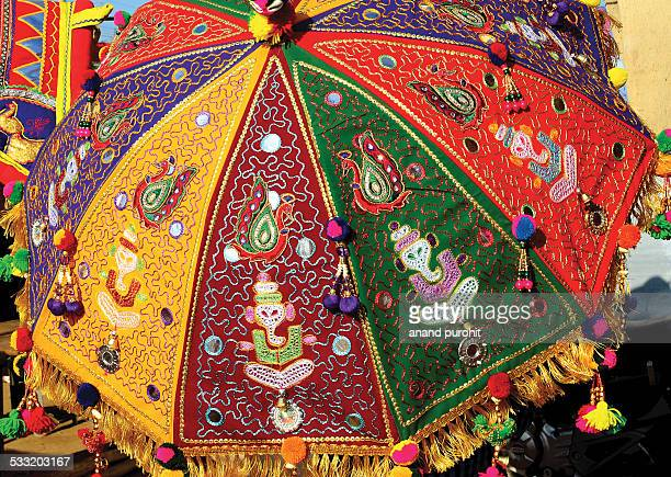 tarnetar fair, colourful, artistic, umbrella - embroidery stock pictures, royalty-free photos & images