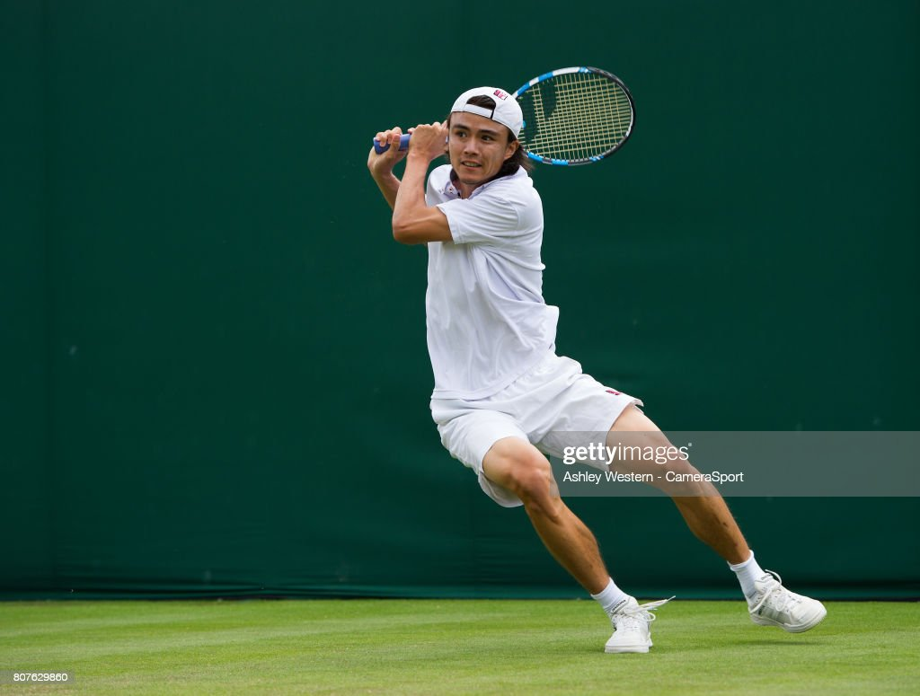 Day Two: The Championships - Wimbledon 2017 : ニュース写真