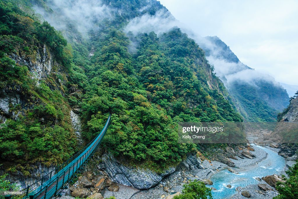 Taroko Gorge : Stock Photo