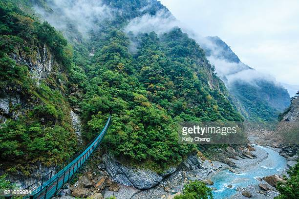 taroko gorge - national park stock pictures, royalty-free photos & images