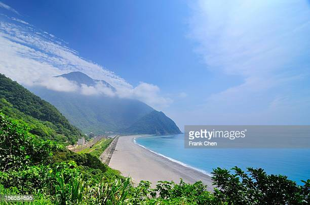 taroko national park - taiwan stock photos and pictures