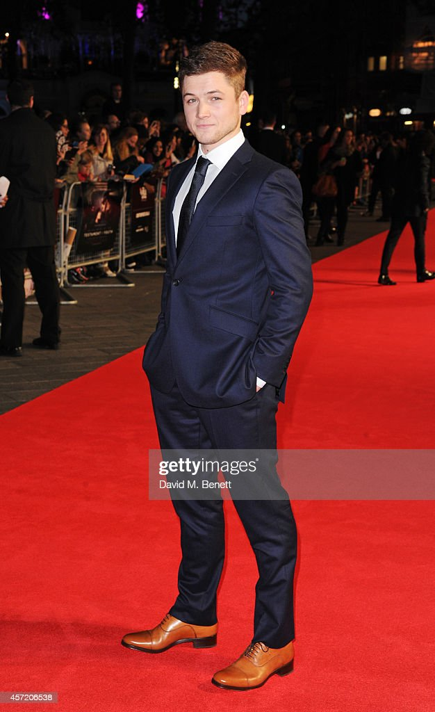 """""""Testament Of Youth"""" - Official Screening:  58th BFI London Film Festival - Inside Arrivals"""