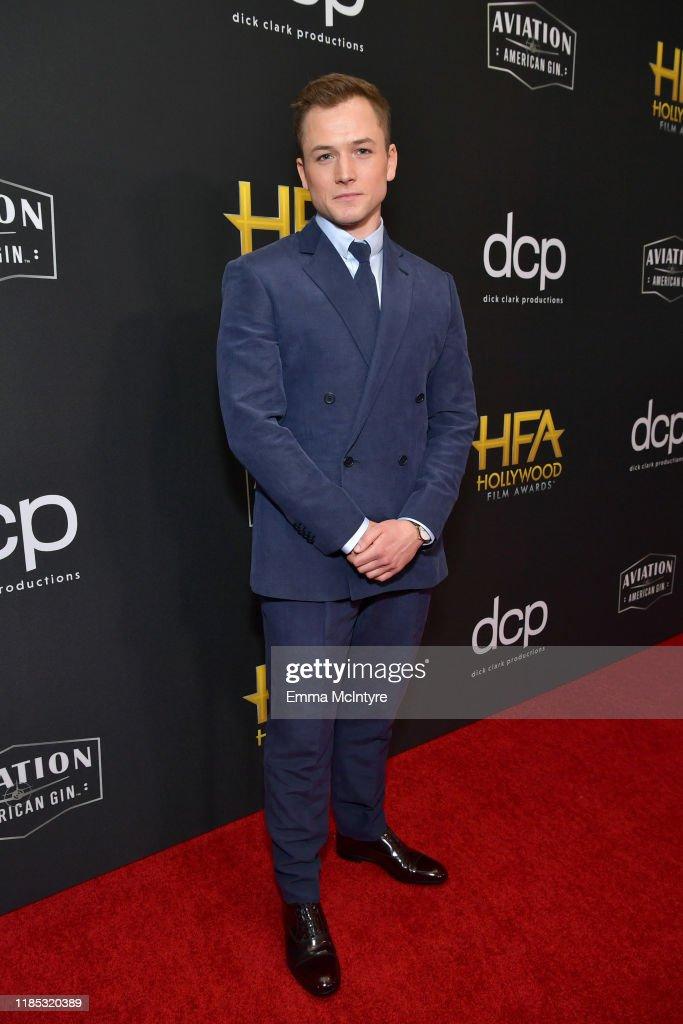 23rd Annual Hollywood Film Awards - Red Carpet : Foto jornalística
