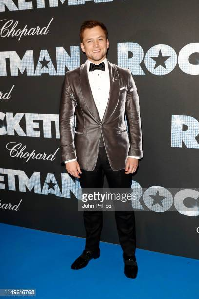 Taron Egerton attends the Rocketman Gala Party during the 72nd annual Cannes Film Festival on May 16 2019 in Cannes France