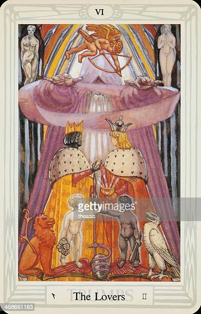 Tarot Card - The Lovers