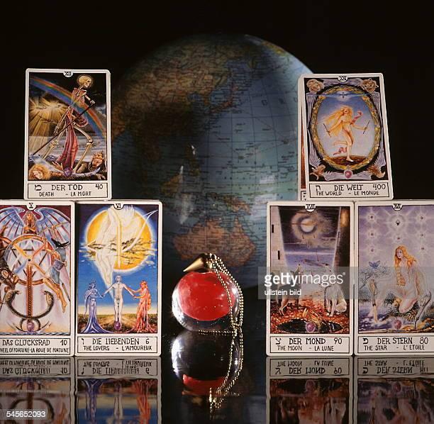 Tarot Karten 1999