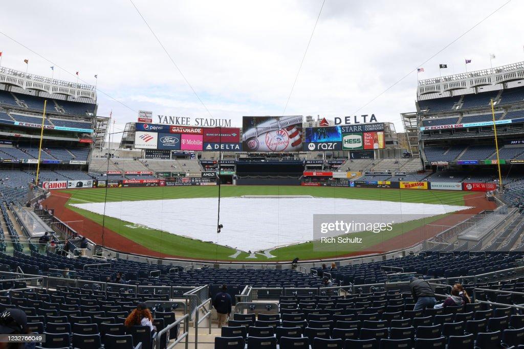Washington Nationals v New York Yankees : Nyhetsfoto