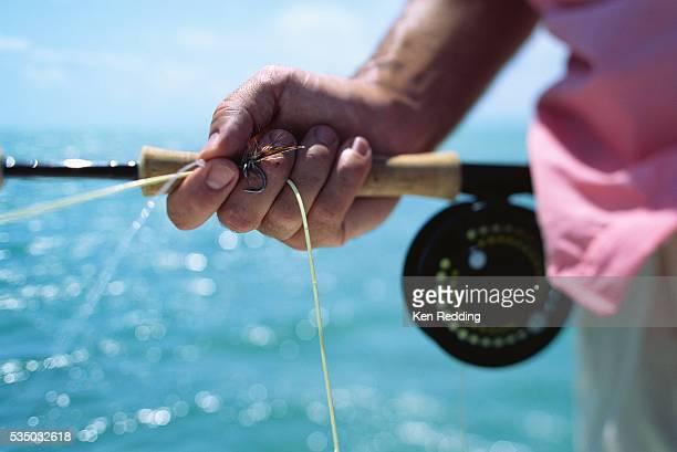 Tarpon Fishing Rod and Lure