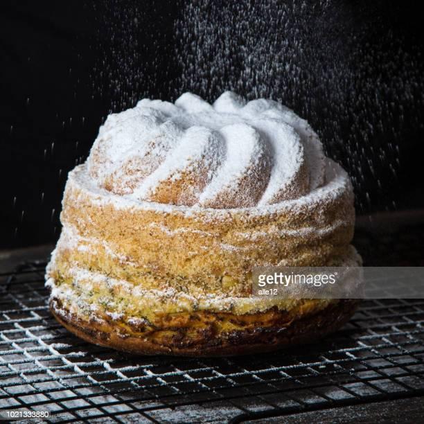Estragon-Kuchen
