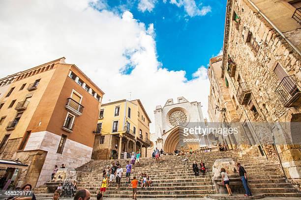 Tarragona old town.