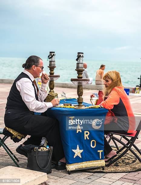 Tarrots Cards Reading on Key West, Florida, USA