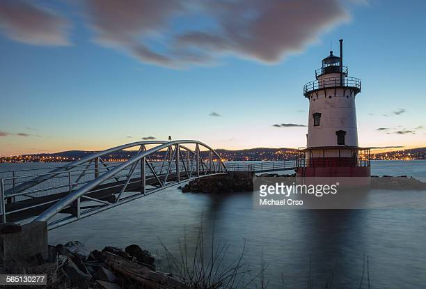 tarrytown light - westchester county stock pictures, royalty-free photos & images