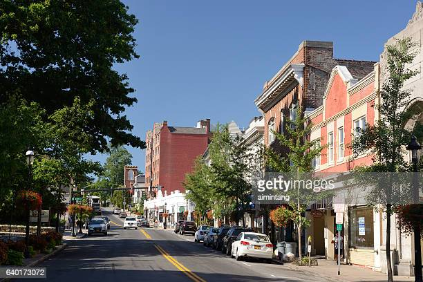 tarrytown of new york state - westchester county stock pictures, royalty-free photos & images