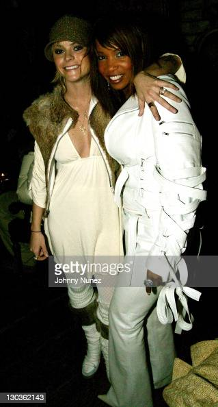 Taryn Manning and Elise Neal during 2005 Sundance Film ...