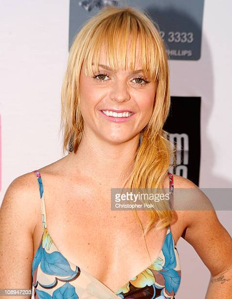 Taryn Manning arrives at the Hollywood launch of PlatinumLounge.com at The Globe Theatre on July 7, 2007 in Los Angeles California.