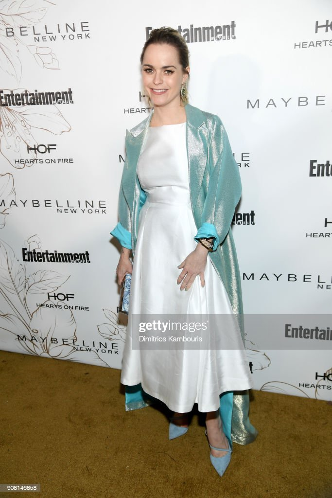 Taryn Manning attends Entertainment Weekly's Screen Actors Guild Award Nominees Celebration sponsored by Maybelline New York at Chateau Marmont on January 20, 2018 in Los Angeles, California.