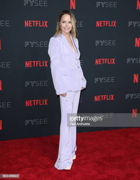 Taryn Manning attends the Netflix FYSEE KickOff at Netflix FYSEE At Raleigh Studios on May 6 2018 in Los Angeles California