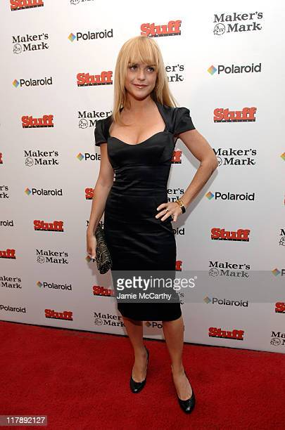 Taryn Manning during 133rd Kentucky Derby - Polaroid Presents The Stuff Magazine VIP Issue Party At The Kentucky Derby in Louisville, Kentucky,...