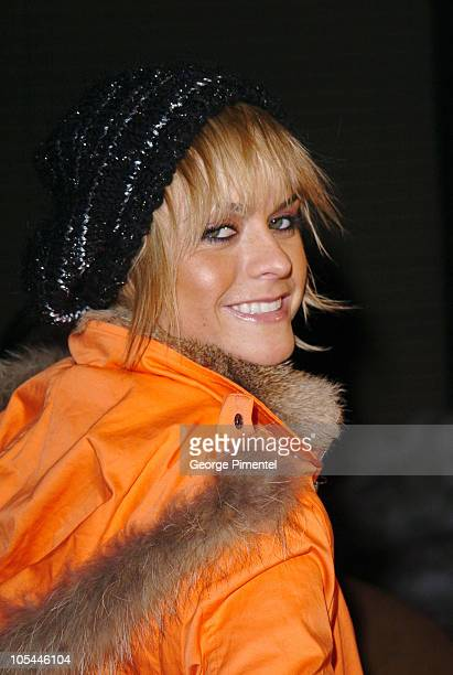 """Taryn Manning during 2005 Sundance Film Festival - """"Rize"""" After Party at The Gateway Center in Park City, Utah, United States."""