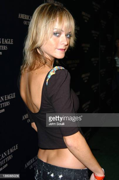 Taryn Manning during American Eagle Outfitters Rocks Los Angeles with a Back to School Tailgate Party - Red Carpet at Hollywood Lot in Hollywood,...