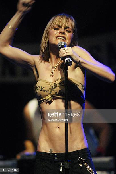 Taryn Manning during Taryn Manning and Boomkat Record Release Concert at The House of Blues in West Hollywood, California, United States.