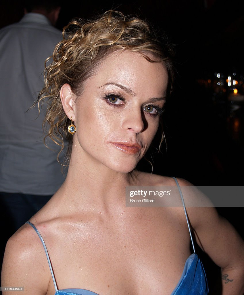 Taryn Manning during Taryn Manning Introduces Her Fall 2006 Collection of Born Uniqorn at Light at the Bellagio in Las Vegas, Nevada, United States.