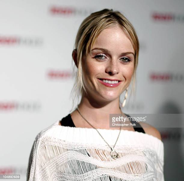 Taryn Manning during Teen Vogue Celebrates Its First Annual Young Hollywood Issue at Private Residence in Beverly Hills, California, United States.