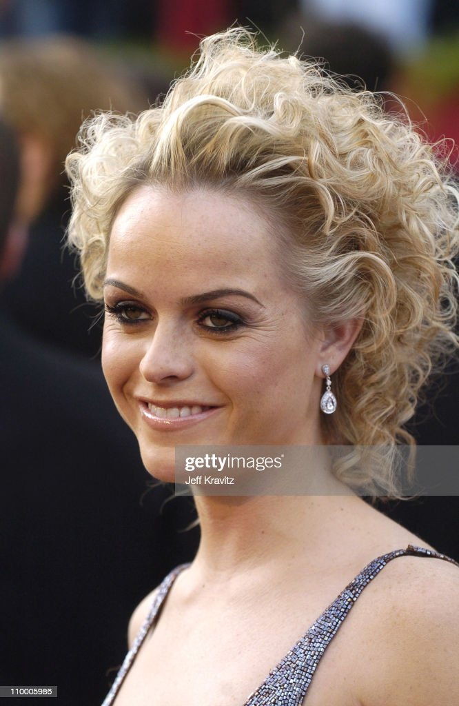 Taryn Manning during The 77th Annual Academy Awards - Arrivals at Kodak Theatre in Los Angeles, California, United States.