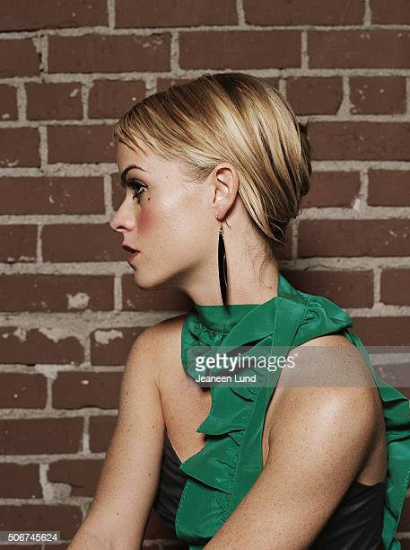 Taryn Manning is photographed for Soma on February 1 2005 in Los Angeles California