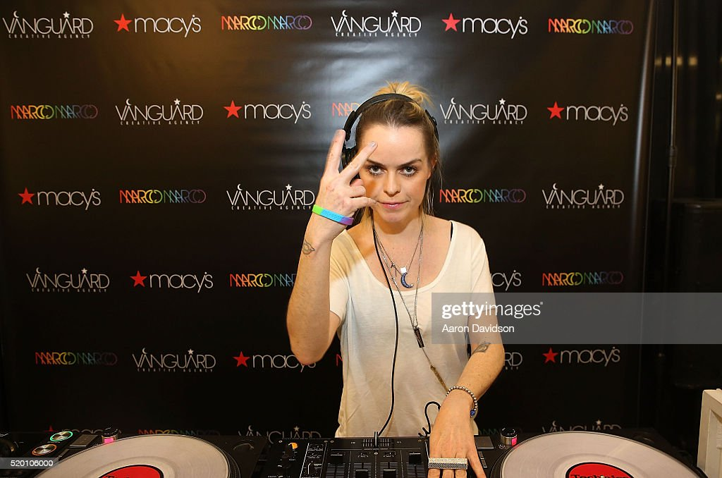 DJ Taryn Manning Spins At Macy\'s Event Photos and Images | Getty Images