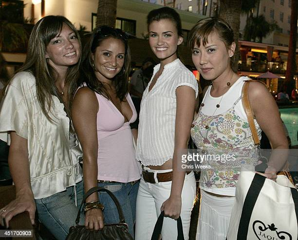 Taryn Owens Veronica Portillo Lauren Hill and Clara Lee