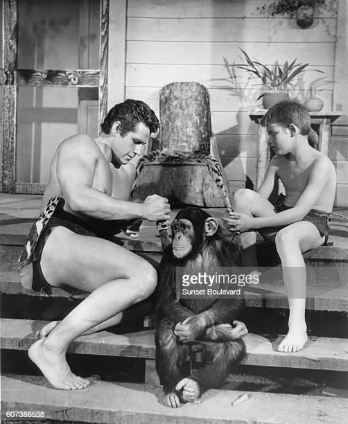 'Tarzan's Fight for Life' directed by HBruce Humberstone with Gordon Scott as Tarzan