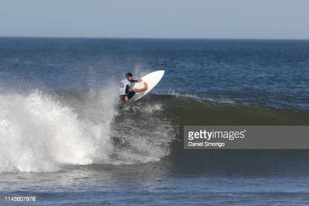 Taís Almeida of Brazil will surf in Round 2 of the OI Rio Pro 2018 after placing third in Heat 3 of Round 1 at Saquarema, Itaúna, BRA.